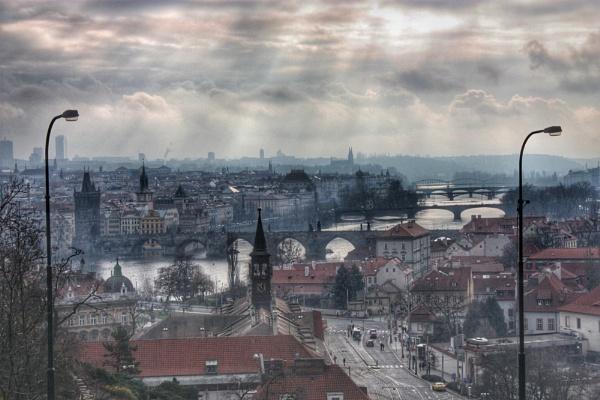 Prague by jocas