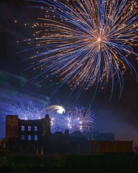 kenilworth fireworks 2015 - #09 by AlanRangerPhotography