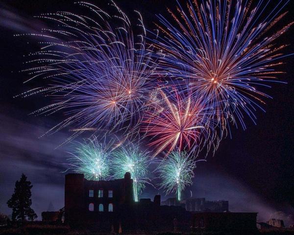 kenilworth fireworks 2015 - #08 by AlanRangerPhotography