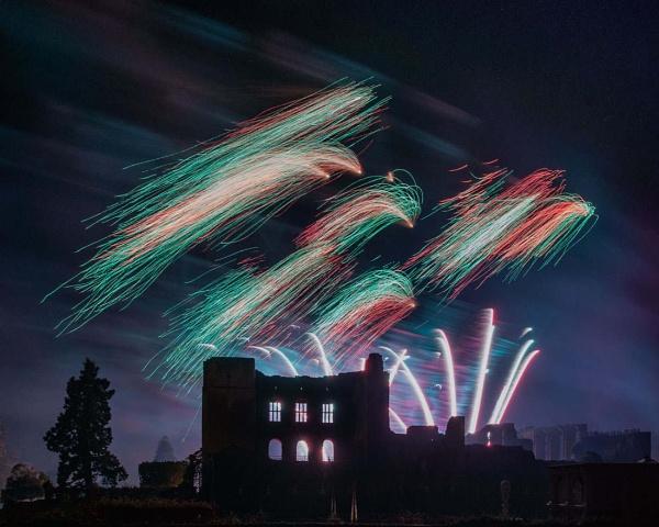 kenilworth fireworks 2015 - #07 by AlanRangerPhotography