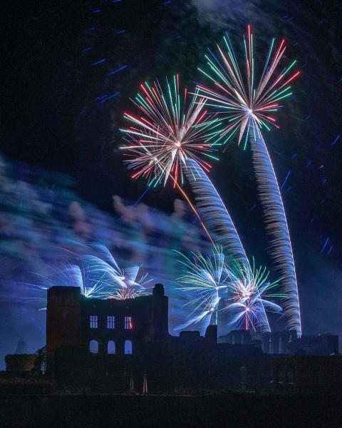kenilworth fireworks 2015 - #05 by AlanRangerPhotography