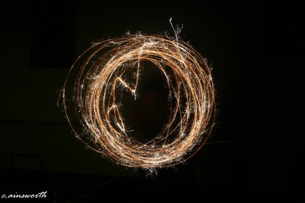 sparkler by chainshot