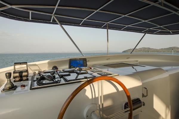 Yacht Luxury Photography by mgphuket