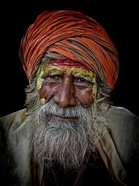 a kind & gentle sadhu by sawsengee