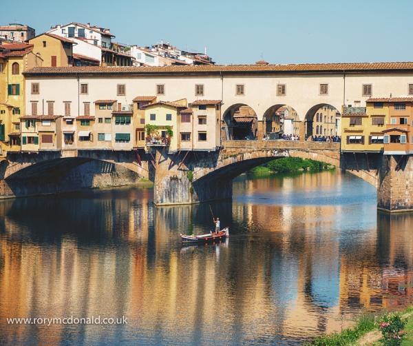 The Ponte Vecchio by Rorymac