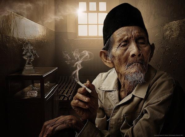 Ho Joe Lin by Barrotti