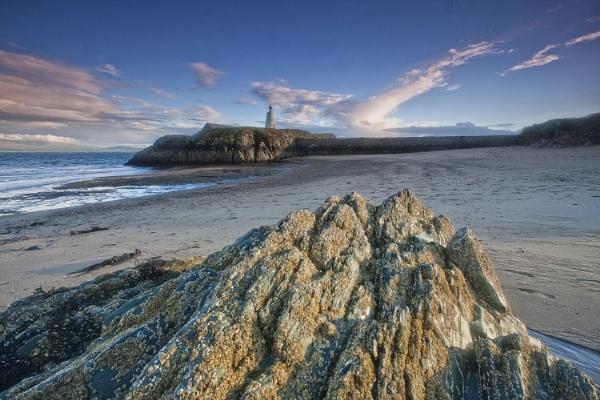 Llandwyn Island, Anglesey by pink