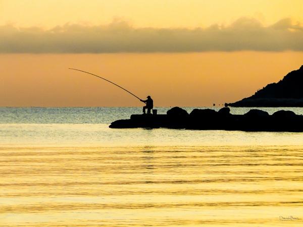 Alykes Bay by DavyB