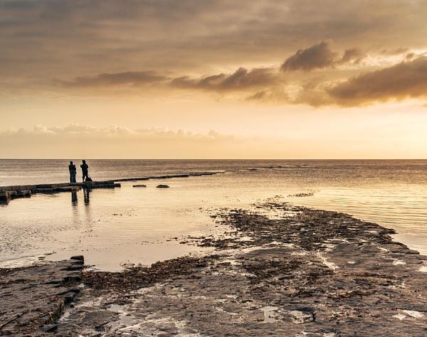 Kimmeridge Bay 6 by Otinkyad