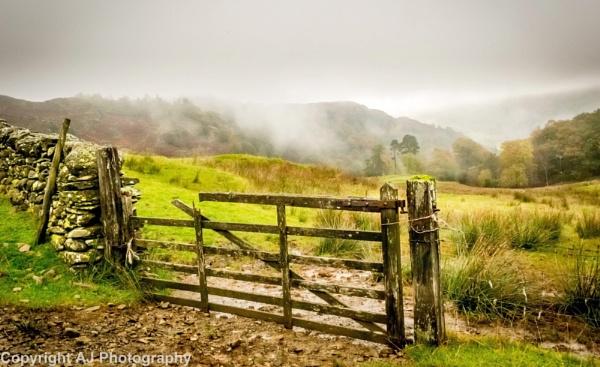 Foggy Fells by Andyjonno