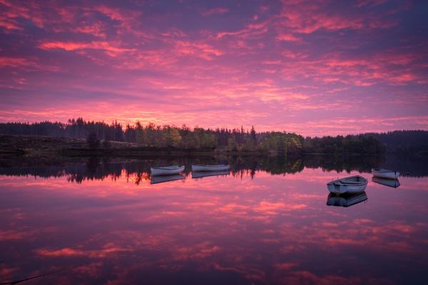 Loch Rusky by SimonNG