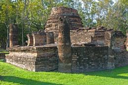 A ruin in Sukhothai