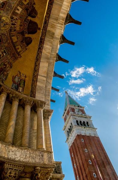 Basilica di San Marco by cuffit