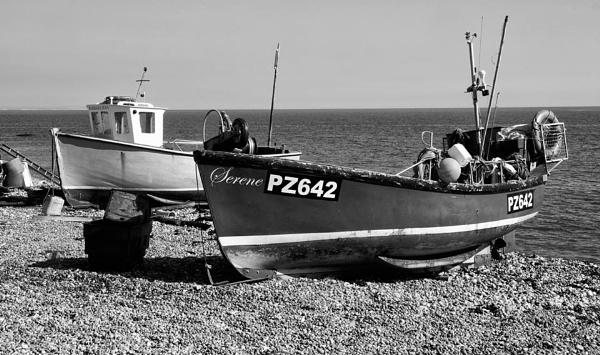 Fishing Boats by Peteward