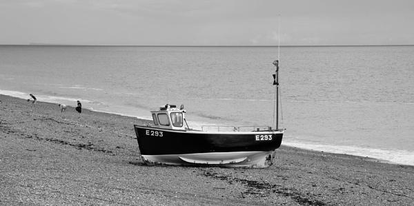 Fishing Boat by Peteward