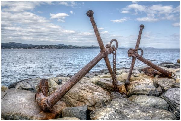 Rusty Anchors by TrevBatWCC