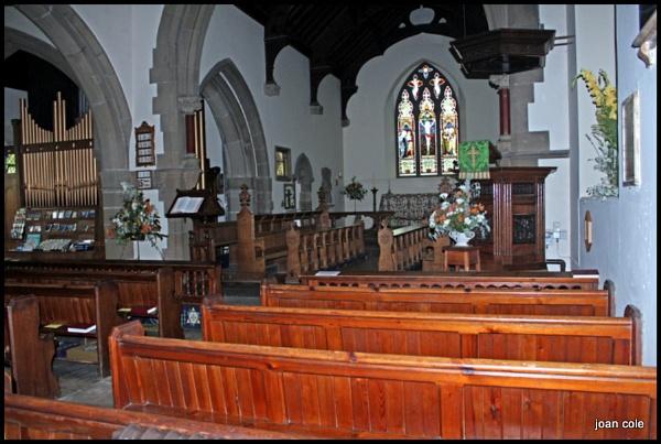 HOLY TRINITY CHURCH by EMJAYCEE