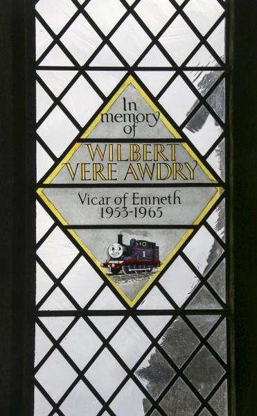 Church Window by fentiger
