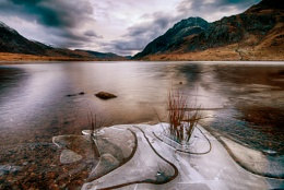 Tryfan in winter