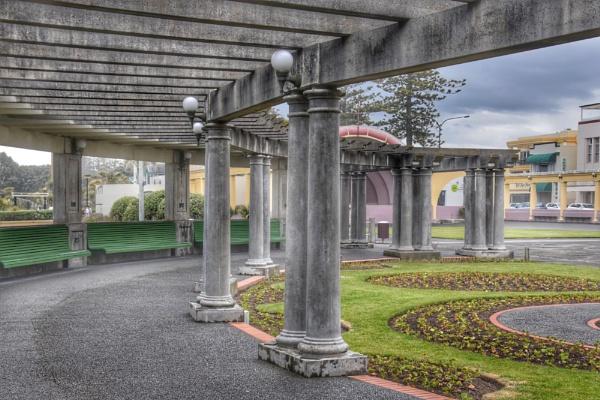 Napier Promenade by ColleenA