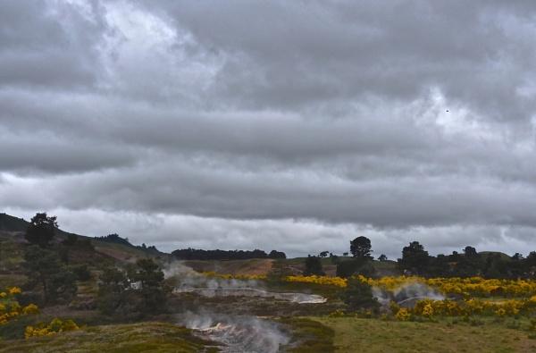 Geothermal wonderland by ColleenA