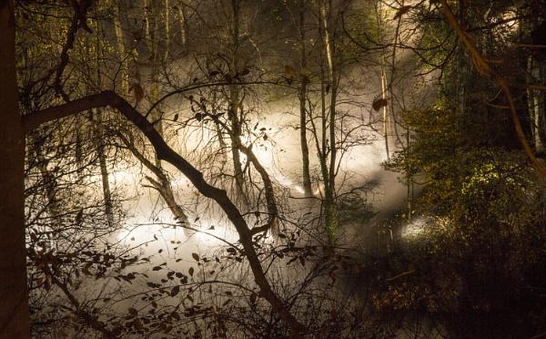 Light,mist,imagination! by kenfoulds