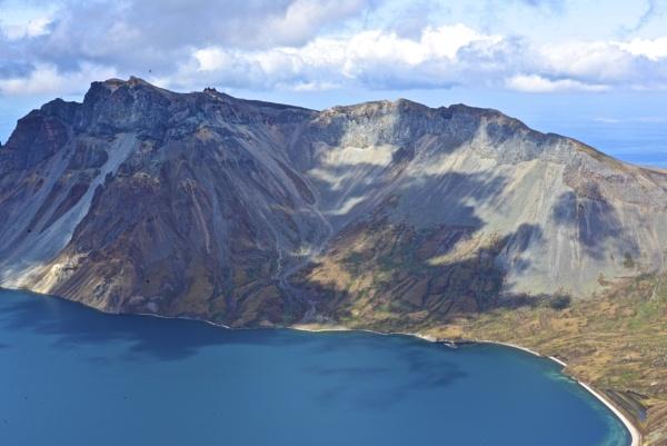 Mt Paektu by Myed