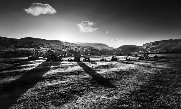 Castlerigg Sunrise by Nigeve1