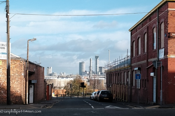 Looking at Liverpool from Birkenhead by kermode111