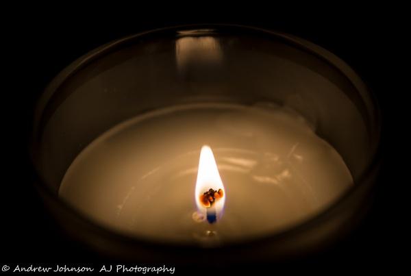 Flicker of Light by Andyjonno