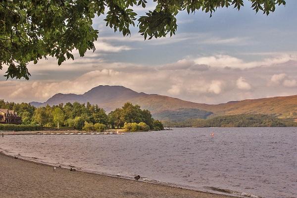 Loch & Ben Lomond by johnsd