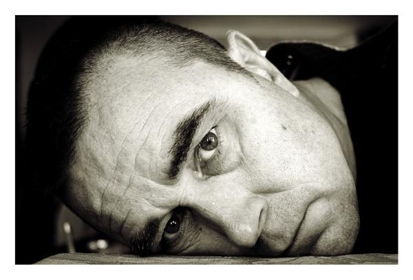 Bad Day Self Portrait by minelab