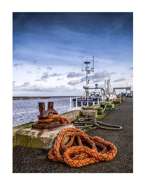 Amble Harbour by robdebank