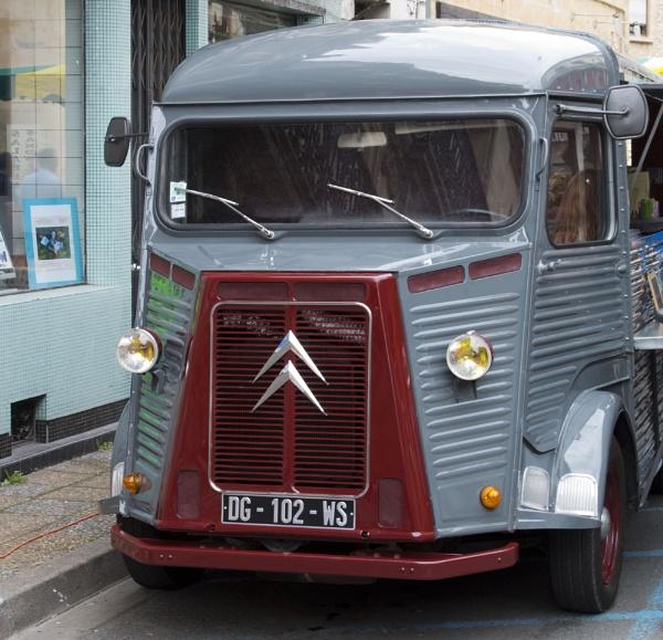 Citroën H or HY Van? by 41sPH0T0S