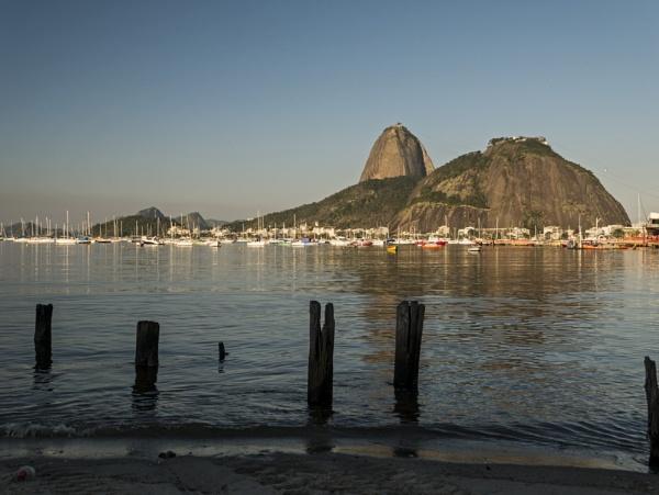 Pão de Açúcar (Sugarloaf) Rio de Janeiro by rnomis
