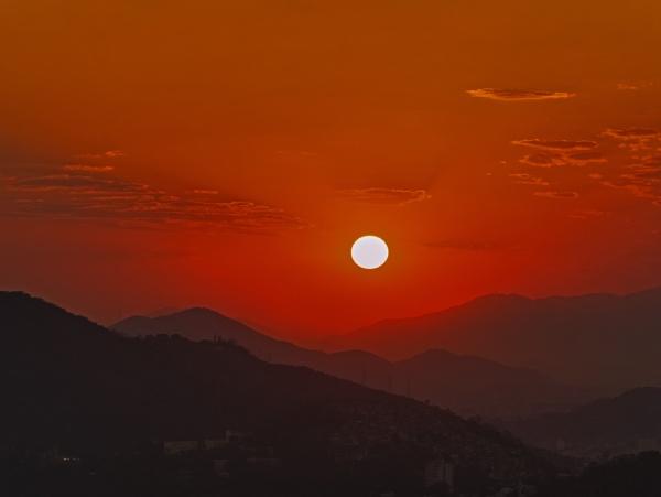 Rio sunset by rnomis