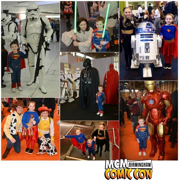 Birmingham Comic Con 2015 by Jenny-D