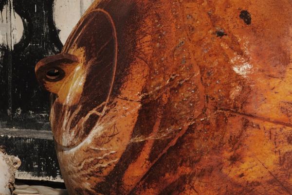 Brown rust... by Chinga