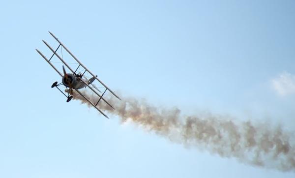 Sopwith Triplane by Simon_Marlow