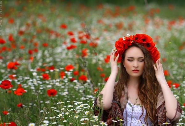 summer\'s beauty by laviniaiordache