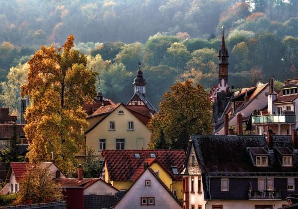 German Autumn by lesvictor