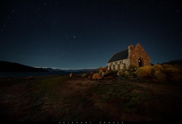 Church By Night by nishant101