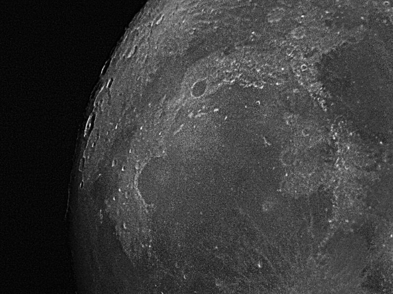 Lunar close up