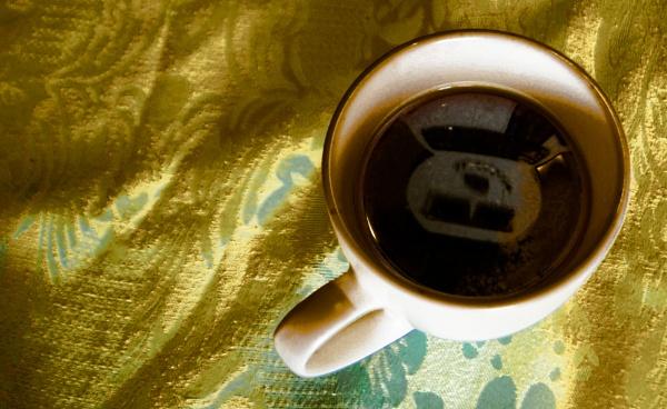Frosty Mug o Coffee by Marty_Woodcock