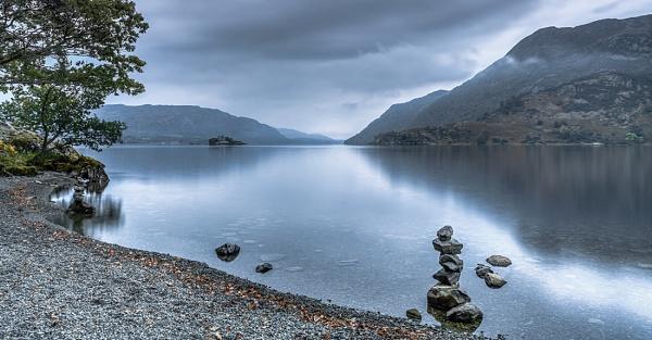 Ullswater Lake by MunroWalker