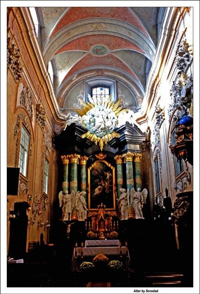 Altar by sonsdad