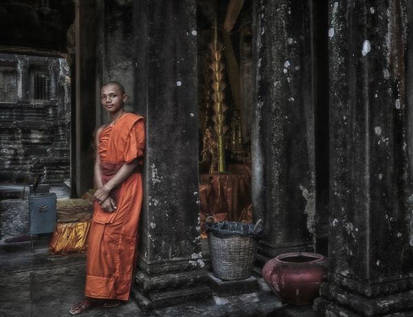 Peace at Angkor by Buffalo_Tom