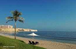 Alwaha beach front- Oman