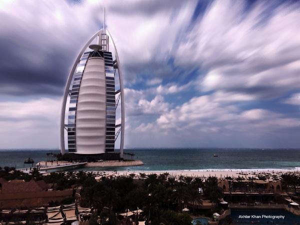 Burj Al Arab 7 Star Hotel - Dubai by akhtarkhan