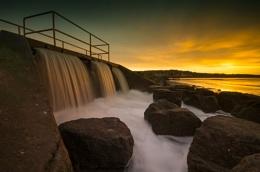West Kirby Falls